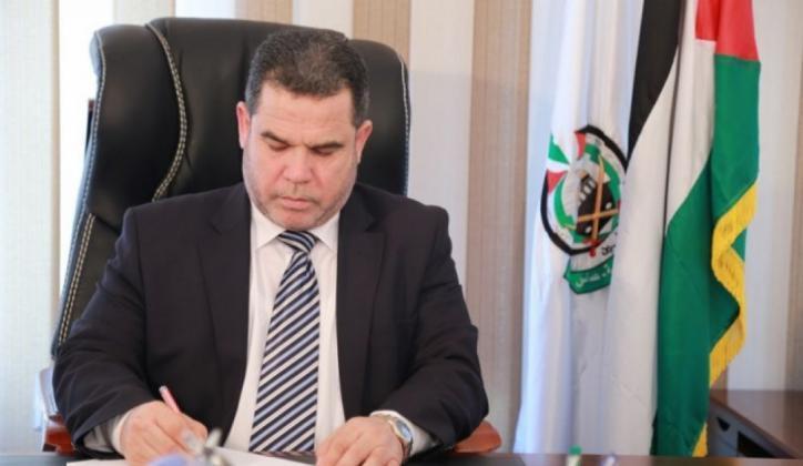 البردويل: حركة حماس قدمت ثلاث مقترحات لمصر حول المصالحة