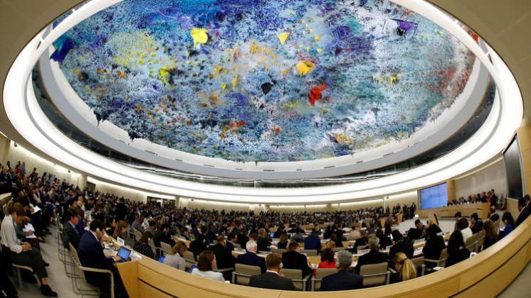 """الأمم المتحدة تناقش انتهاك """"إسرائيل"""" لحقوق الإنسان خلال مسيرات العودة"""