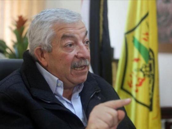 العالول: حماس لا تدرك الأولويات وتفاهماتها مع اسرائيل خدمة لصفقة القرن
