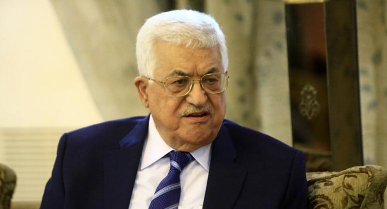 أبومازن: واثقون بأن العراق الموحد القوي سند لأمته العربية