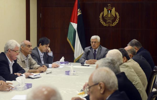 الرئاسة توجه نداءً إلى حماس في غزة