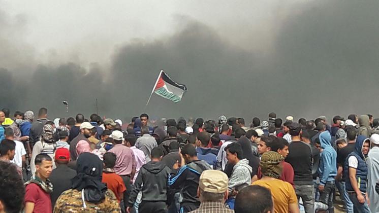 قرار بتأجيل مسيرات العودة في غزة اليوم
