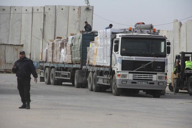الجمارك بغزة: لم نفرض ضرائب منذ نوفمبر 2017