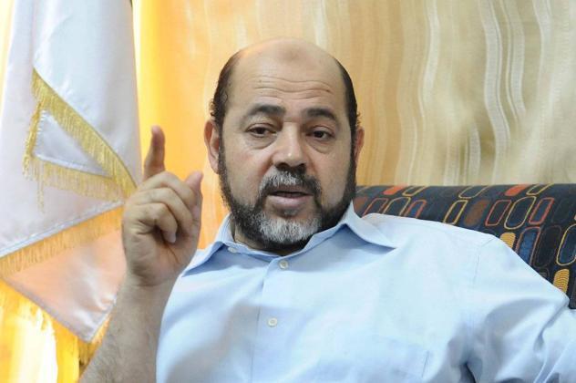 """أبو مرزوق يهاجم بيان سرايا القدس ويطالب بوقف """"الصواريخ السياسية"""""""