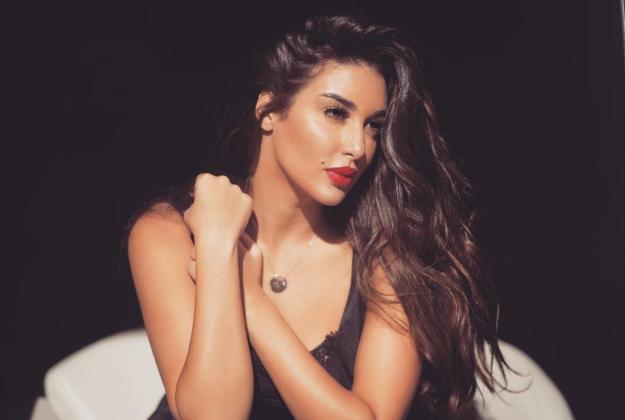 ياسمين صبري تثير إعجاب متابعيها بصورة جديدة من صالة اللياقة (صورة)