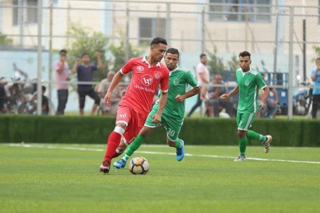 6 مباريات في دوري غزة اليوم