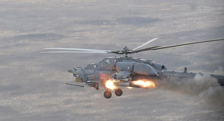 اختبار صاروخ روسي جديد في سوريا