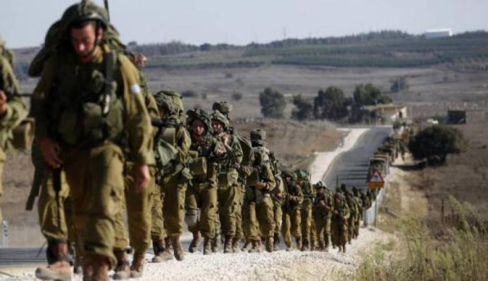 أفيف كوخافي يأمر بتعزيز قواته في محيط قطاع غزة
