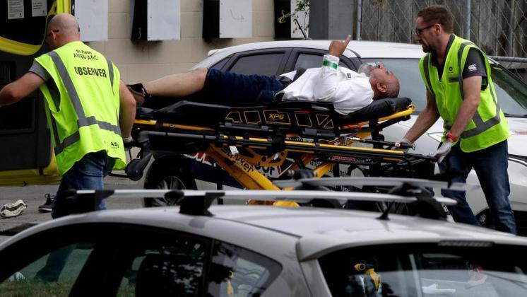 نيوزيلندا.. مذبحة في هجوم على مسجدين أثناء صلاة الجمعة