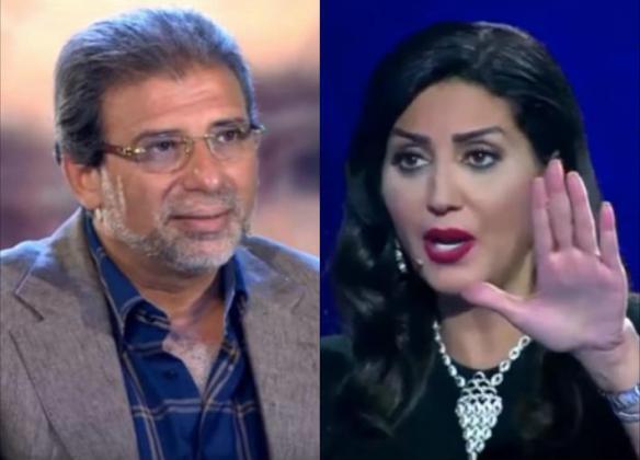 وفاء عامر: أنا مريضة نفسيًا.. ومستعدة لفعل أي شيء مع خالد يوسف (فيديو)