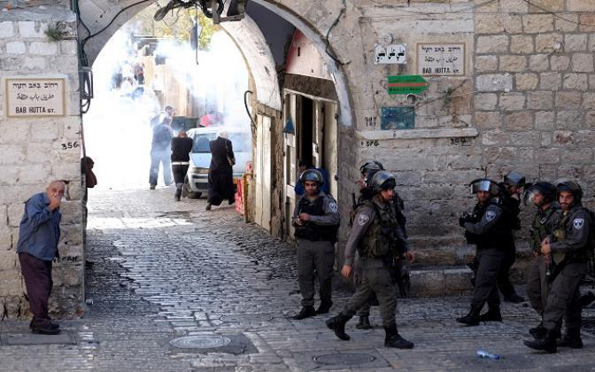 الاحتلال يعلن إعادة فتح أبواب المسجد الأقصى اليوم