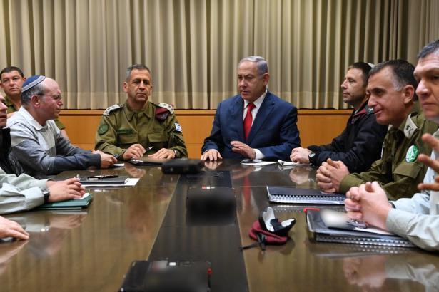 اجتماع الكابينت: تفاهمات التهدئة في غزة تشمل 3 مجالات