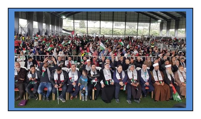 """""""فلسطينيي الخارج"""" ينظم مهرجان """"الأرض والعودة"""" في لبنان"""