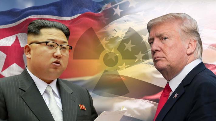 ترامب يدعو كيم جونغ أون إلى نقل الأسلحة النووية الكورية إلى الولايات المتحدة