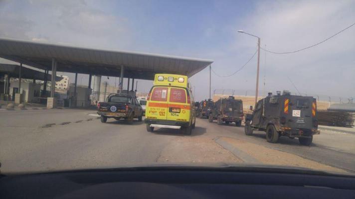إصابة جندي إسرائيلي جراء عملية دهس في القدس