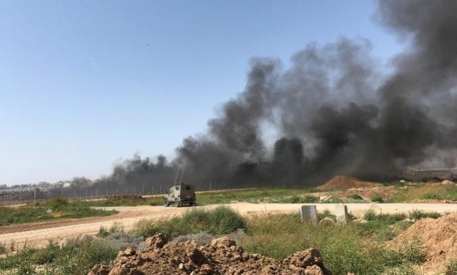 صحيفة إسرائيلية تكشف تفاصيل الليلة الأسوأ على سكان كيبوتس كرم أبو سالم