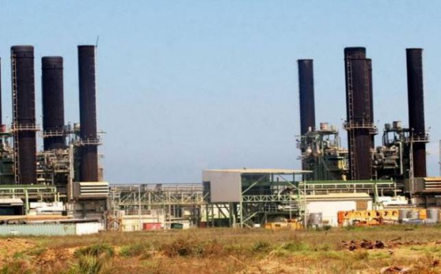 تعطل مولد ثان بمحطة توليد الكهرباء في غزة