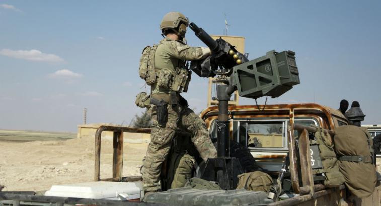 """""""قوات سوريا الديمقراطية"""" تعلن القضاء التام على داعش"""
