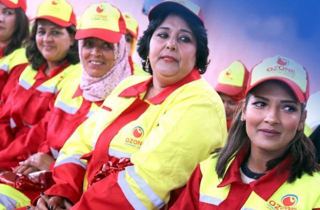 في اليوم العالمي للمرأة.. مسابقة في المغرب لاختيار ملكة جمال عاملات النظافة