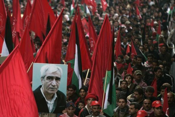 الجبهة ترفض تشكيل اي هيئة لا تندرج تحت اطار منظمة التحرير