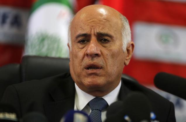 """الرجوب يُعلّق على نية حماس تشكيل هيئة وطنية عُليا لمواجهة """"صفقة القرن"""""""
