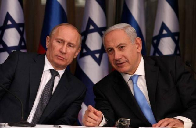 على جدول أعمال نتنياهو في موسكو: إيران وسوريا والتنسيق الأمني