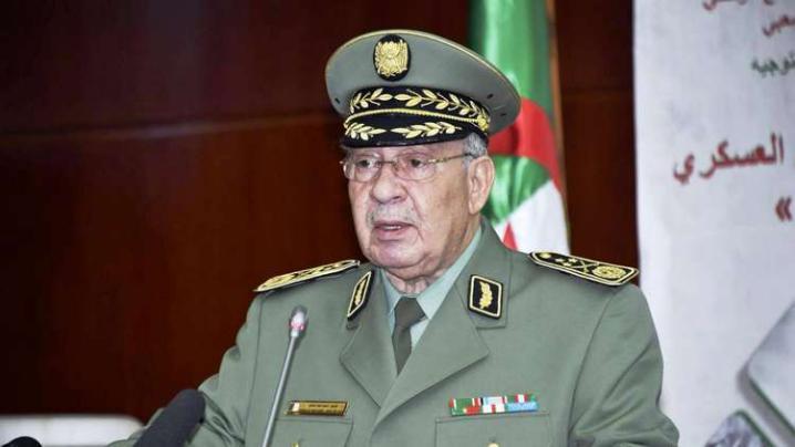 رئيس أركان الجيش الجزائري: أطراف كبرى تعيد تشكيل العالم على حساب الشعوب