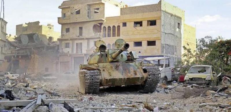 مبعوث الأمم المتحدة يحذر من اشتعال الوضع في ليبيا