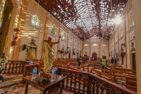 شقيقان ثريان.. تفاصيل جديدة بشأن هوية انتحاريي سريلانكا