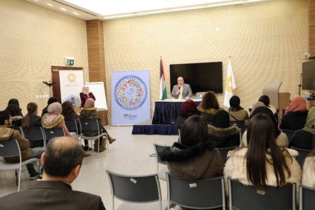 سلطة النقد تفتتح برنامجاً تدريبياً لطلبة من جامعة بير زيت