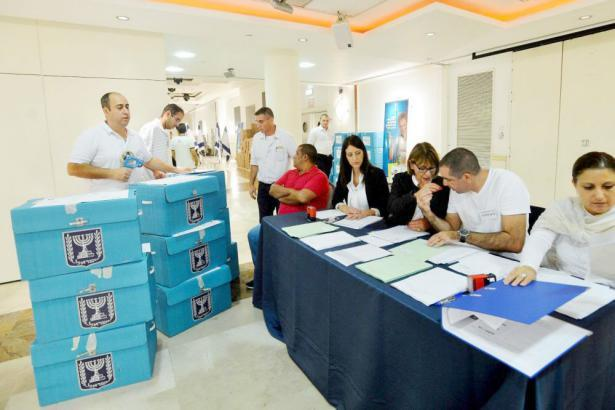 نتائج الانتخابات الإسرائيلية 2019 بعد فرز معظم الأصوات