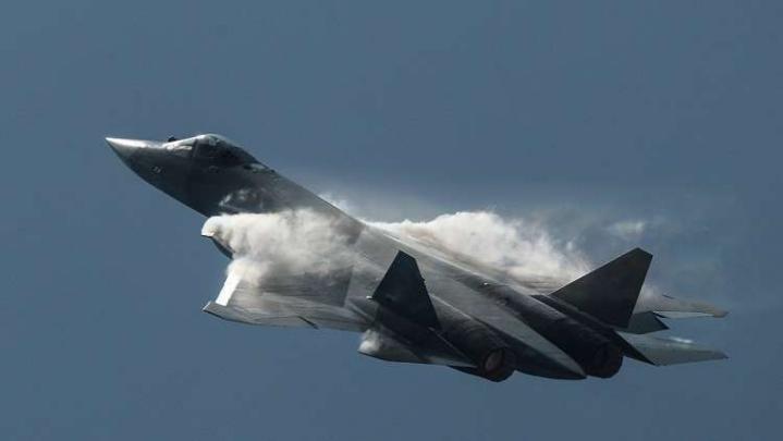 """تركيا قد تشتري مقاتلات """"سو-57"""" الروسية بدلا من """"إف-35"""""""