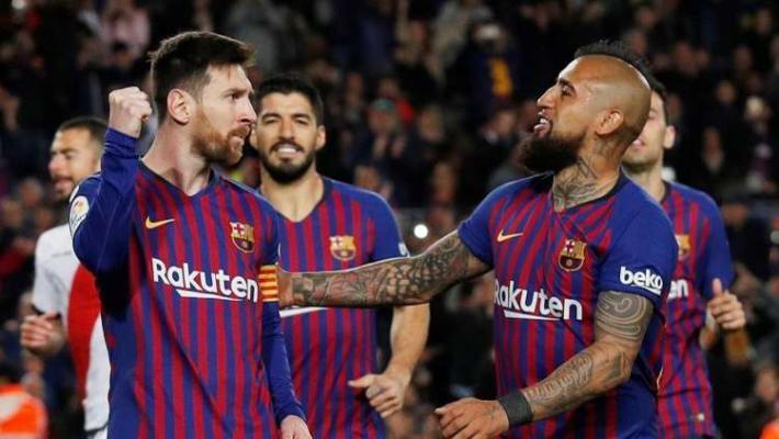 برشلونة سيحتفظ بدرع الدوري الإسباني مدى الحياة.. لهذا السبب
