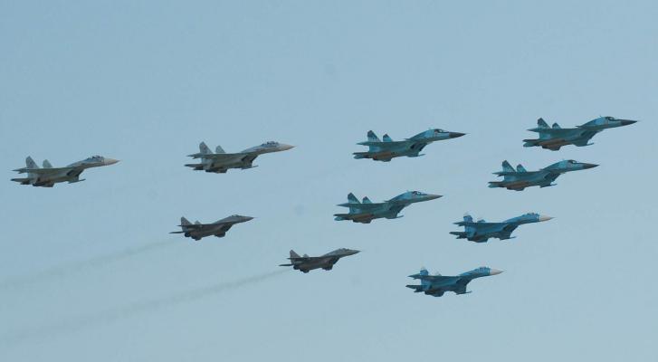 أمريكا تطالب الدول بإغلاق مجالها الجوى أمام طائرات روسيا الحربية فى طريقها لفنزويلا