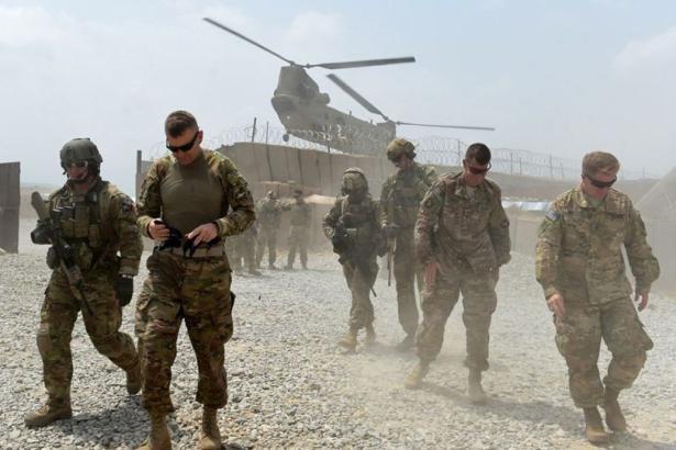 ماذا فعل ترامب بالإنفاق العسكري الأميركي؟
