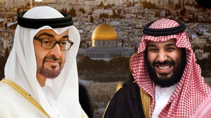 """الولايات المتحدة تعول على بن سلمان وبن زايد في نجاح """"صفقة القرن"""""""