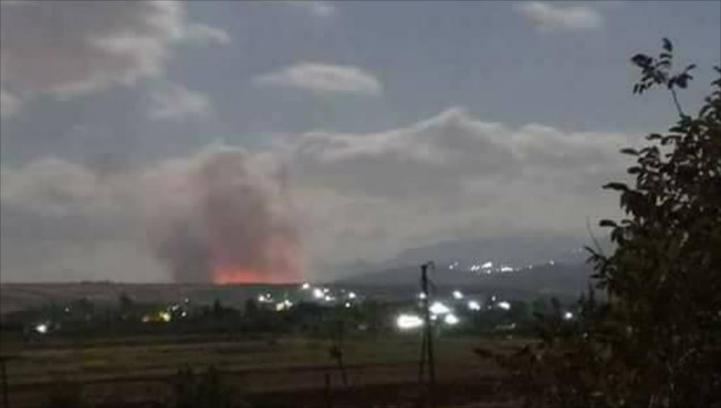 هجوم الاحتلال الإسرائيلي بمصياف أدى لمقتل وإصابة خبراء صواريخ إيرانيين وروس وكوريين شماليين