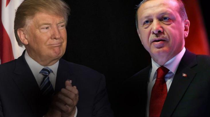 """أردوغان وترامب يبحثان هاتفيا قضايا مختلفة بينها """"إس-400"""""""