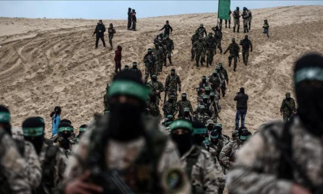 الاحتلال تتهم حزب الله بتدريب 3 آلاف حمساوي بأمر من سليماني