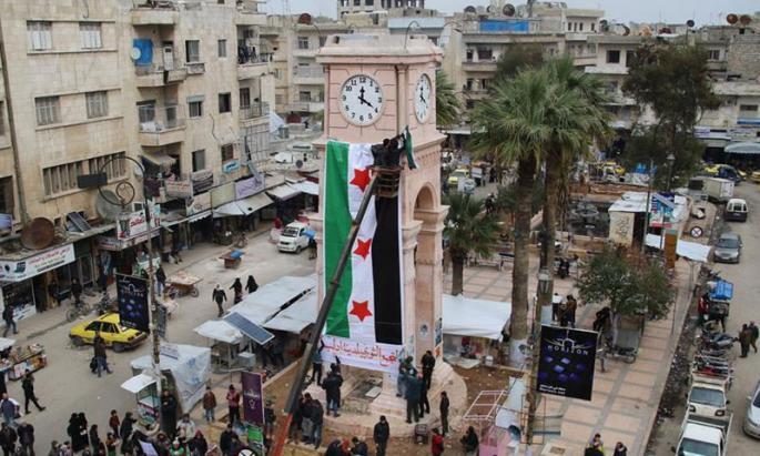 هل بدأت روسيا ونظام الأسد العمليات العسكرية لاستعادة إدلب؟