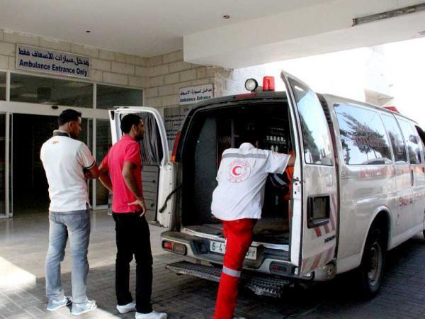 غزة: وفاة طفل جراء بحادث سير
