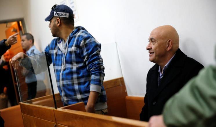 الاحتلال يتفرج عن النائب العربي باسل غطاس