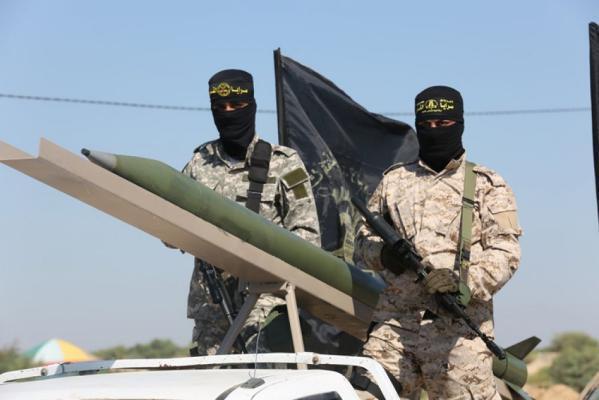 """النخالة في رسالة مصورة: """"طالما لم يفك الحصار لن نقبل بحالة التهدئة القائمة"""""""