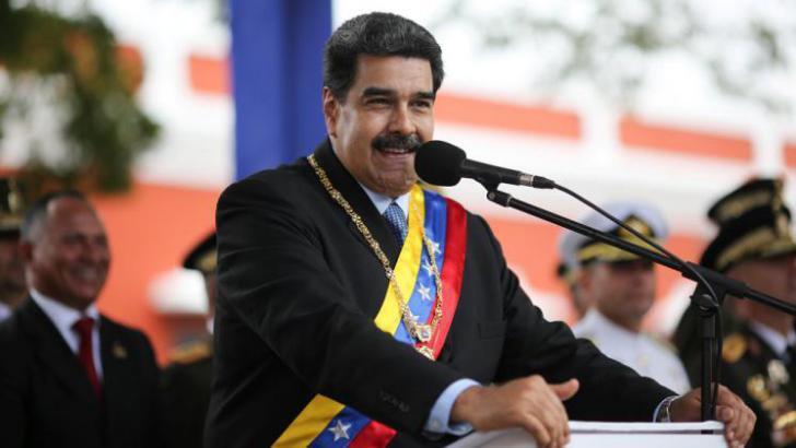 """مادورو لـ """"بومبيو"""": """"من فضلك لا تتمادى في التفاهة"""""""