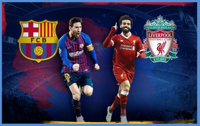 ليفربول يسحق برشلونة ويتأهل لنهائي دوري أبطال أوروبا