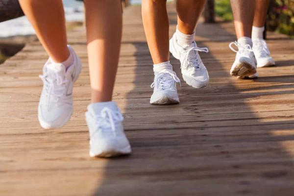 المشي في رمضان: فوائد ونصائح