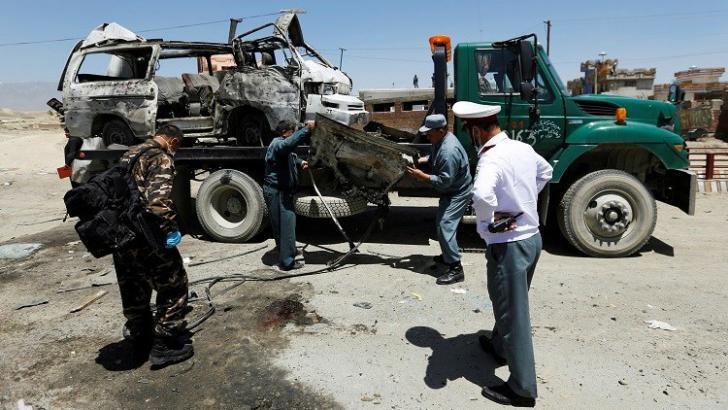 تقرير أمريكي: تزايد العنف في أفغانستان رغم محادثات السلام