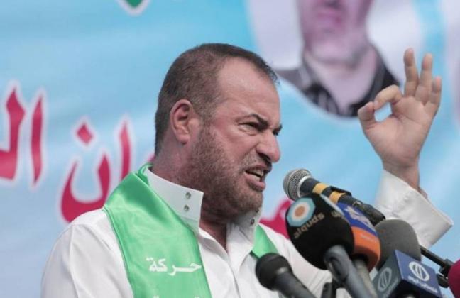 فتحي حماد لقادة الاحتلال:
