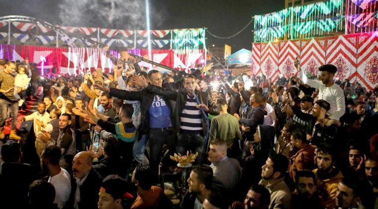 منع إقامة حفلات الافراح في غزة