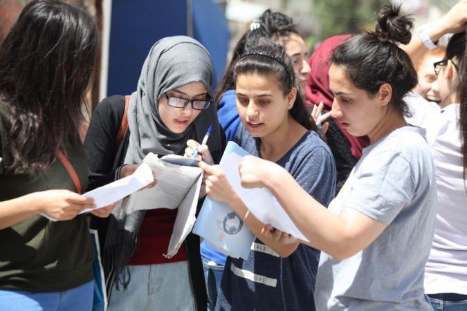 """تنويه هام لطلبة الثانوية العامة """"الانجاز"""" 2019 في فلسطين"""